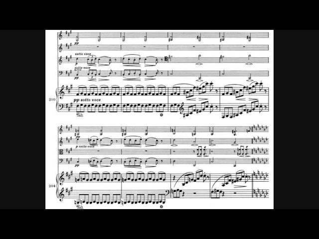 Johannes Brahms - Piano Quintet in F minor, Op. 34