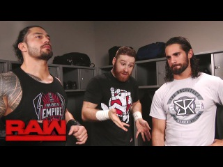 Sami Zayn unites with former Shield members: Raw, Jan. 16, 2017