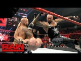 Cesaro &amp Sheamus vs. Gallows &amp Anderson - Raw Tag Team Championship Match Raw, Jan. 16, 2017
