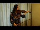 Темы любви из сериала Великолепный век violin cover