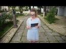 Анна Костенко читает Бабеля на украинском