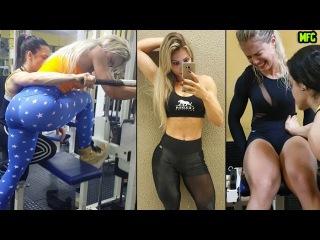 VIVIANE WINKLER - Wellness Athlete: Hard Training for Butt, Hips and Thighs @ Brazil