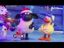 Барашек тимми все серии подряд без перерыва 1 Новый год Рождество Дед мороз мул
