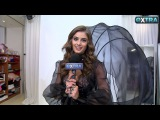 Victorias Secret Angel Taylor Hill Gets Fitted for the Fashion Show