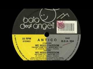 Antico - We Need Freedom (1991)