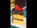 """Кулинарная минутка цветовода """"Шоколадно-ягодный торт"""""""