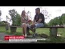 Ровно 2 июня 2017 видео украинского телеканала ТСН На Рівненщині нетверезі молодики побили АТОвця через його зауваження