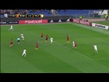 AS Roma 4-1 FC Viktoria Plzen / UEFA Euro League (24/11/2016)