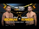 UFC ON FOX 25: Jeremy Kennedy vs Kyle Bochniak Highlight