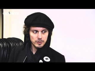 Интервью с Ville Valo. Часть 2 (Radio Rock fi - Helsinki 01.07.2017) HD
