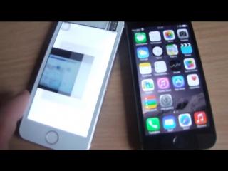 Обзор iPhone 5S от магазина lphone6.ru/5s