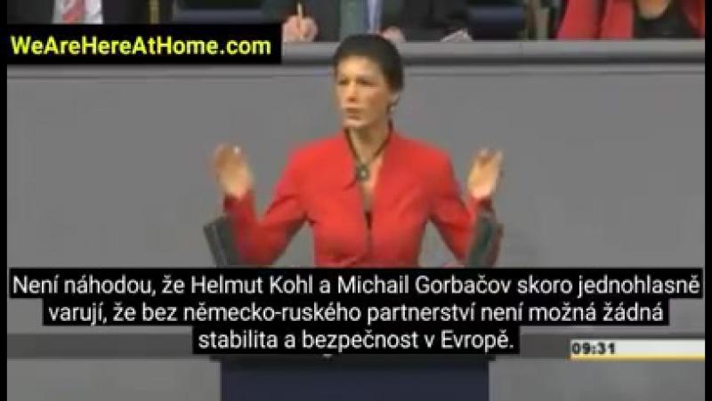 Tato žena by měla být premiérkou Německa!