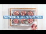 Burger dinde et patate douce - Lunchbox