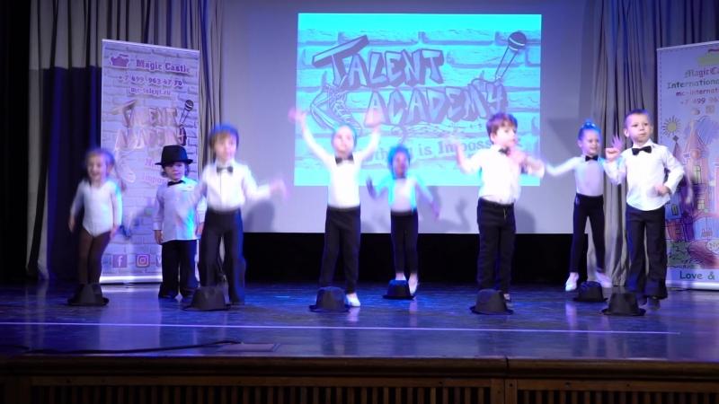 Наши самые маленькие танцоры - восходящие звезды!