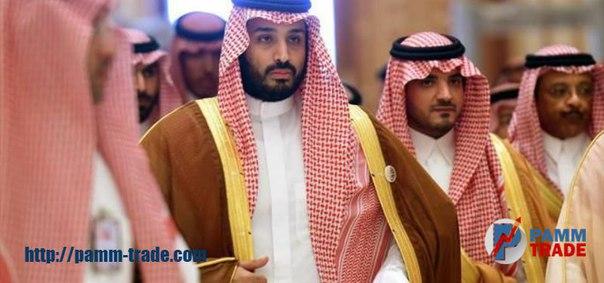 Саудовская Аравия закладывает в бюджет 2017 года доходы из расчета 60
