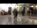 Реюзме 20 04 2017 Баррида контрболео Михаил Чудин Эльвира Кашкарова урок аргентинское танго