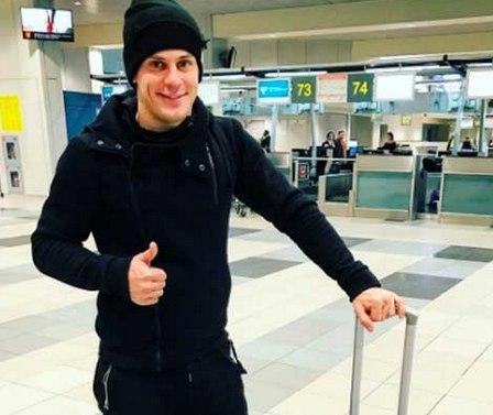 Иван Барзиков был снят с рейса.