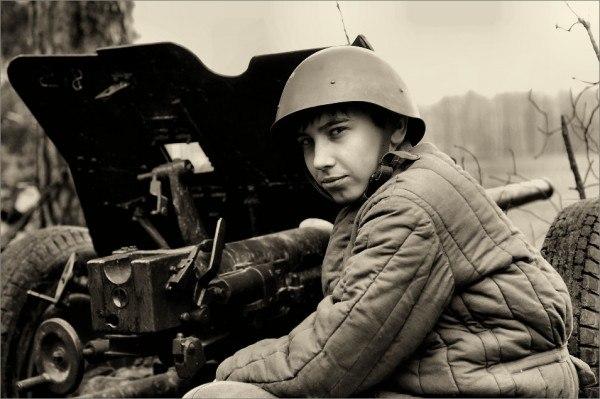 Боевые рекорды артиллеристов - чтобы помнили