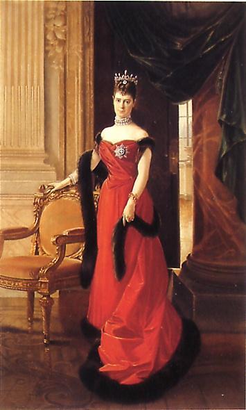 Когда 19 октября 1928 года датскому королю сообщили о смерти тетки, он с трудом удержал вздох облегчения