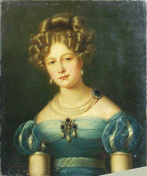 Елена Павловна (до принятия православия принцесса Фредерика Шарлотта Мария Вюртембергская)