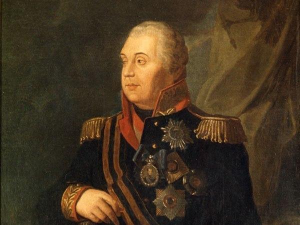 Преследуя отходящие войска Наполеона, Михаил Илларионович Кутузов прибыл в Вильну