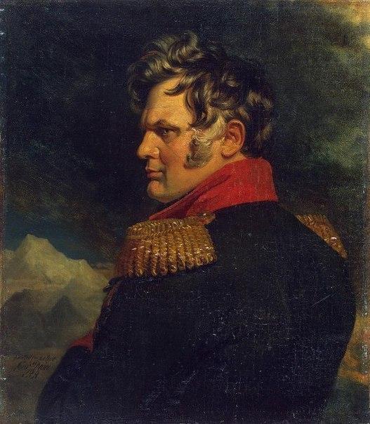 Алексей Петрович Ермолов родился в Москве (24