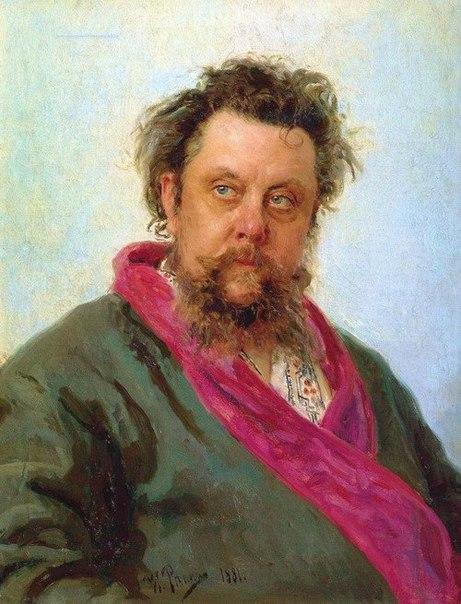 Модест Петрович Мусоргский - отпрыск княжеского рода, Рюрикович
