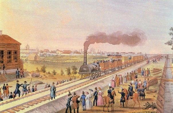 Почему в России железнодорожная колея шире, чем
