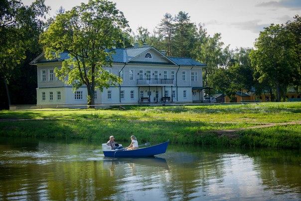 Музей-усадьба дворян Леонтьевых в Воронино