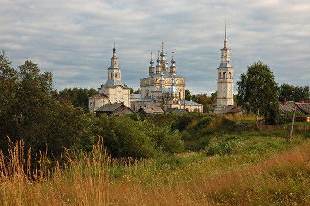 Лальский соборный комплекс