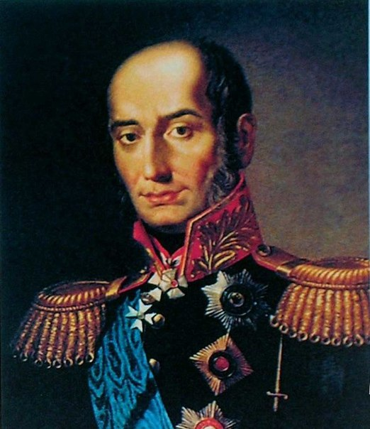 М. Б. Барклай -де-Толли была дана следующая характеристика