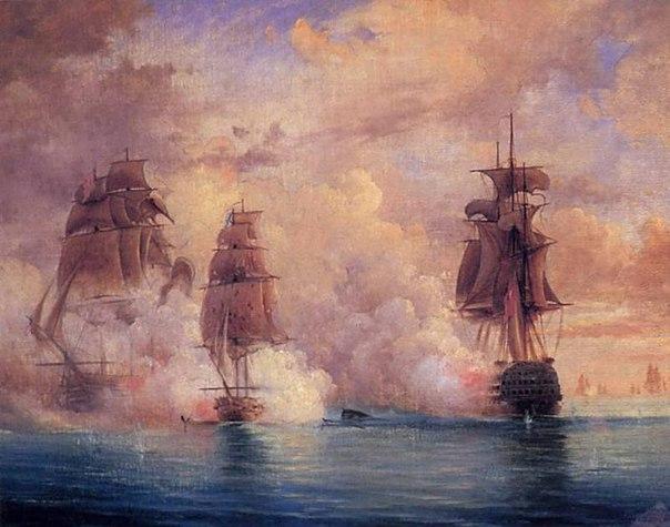В 1821 году в Греции вспыхнуло очередное восстание против владычества Османской империи,