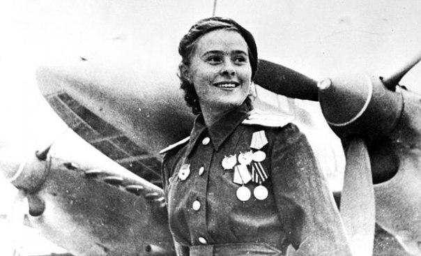 Русские красавицы, прославившиеся в боях