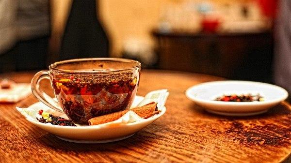 Как пить чай с перцем