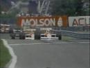 F1 1988. Гран-при Канады. Гонка