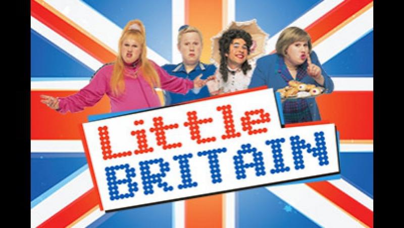 Little Britain Emily Howard X-Ray