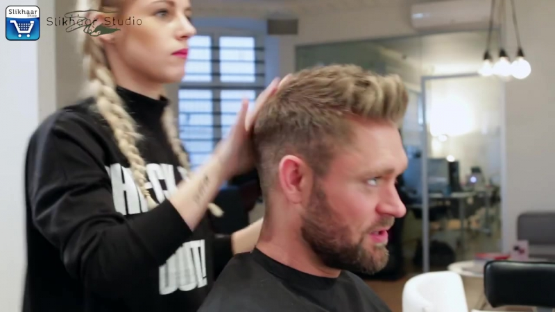 Jakub Kuba Blaszczykowski Hair Tutorial _ Mens Hairstyle For Professional Footb