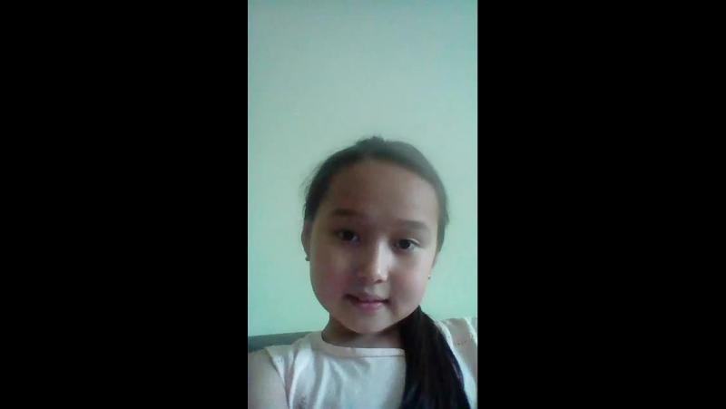 Айнагуль Макажанова - Live