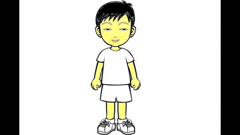 Asian Brown Eyed Boys