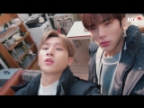 (MONSTA X) - Roller Coaster Self-cam ver.