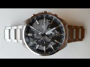 Настройка часов Casio Edifice ETD-300D-1AVUEF. Casio Edifice ETD-300D-1AVUEF setting