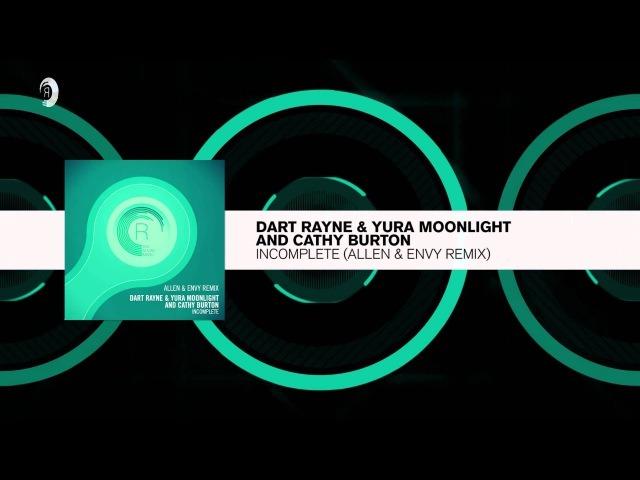 Dart Rayne Yura Moonlight - Incomplete LYRICS (Allen Envy Remix)
