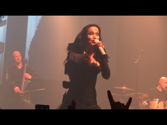 Tarja - Demons in you - São Paulo - 20 maio 2017