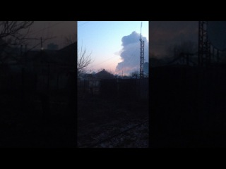 Харьковская область город Балаклея взрывы на военной базе