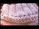 Урок 6-2 Трикотажные швы. Профессиональный кеттельный шов. crochet knitting