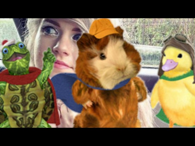 MLG Marina Joyce and the Wonder Pets