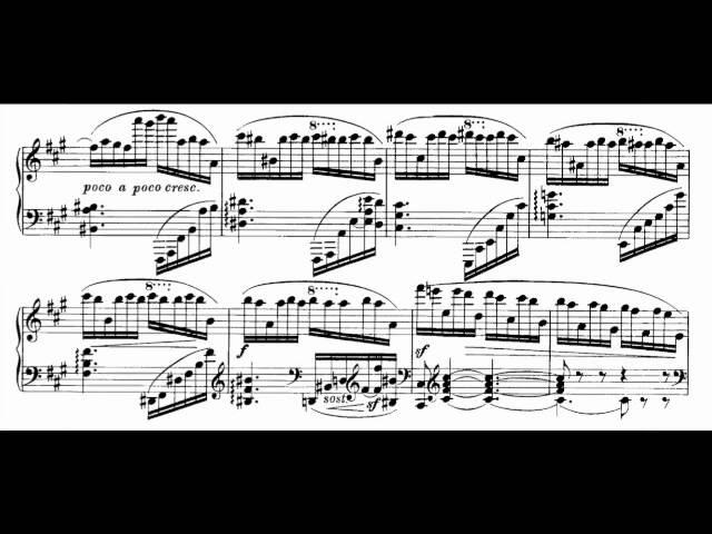 Johannes Brahms - Capriccio op. 76 no. 1 fis-moll (Tamas Vasary) (1982)