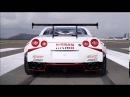 Nissan GTR Абсолютный рекорд по дрифту 300 км ч Drift GTR