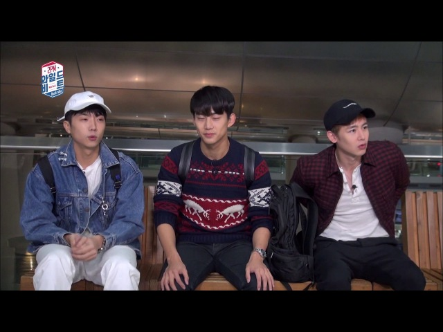 2PM 드디어 완전체 합체!(feat.피곤한 준케이) [2PM Wildbeat] 1회