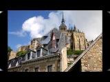 Мон Сен Мишель Mont Saint Michel Французская музыка Джо Дассен Монтаж Екатерина Демидова